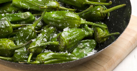 Fried-green-padrons