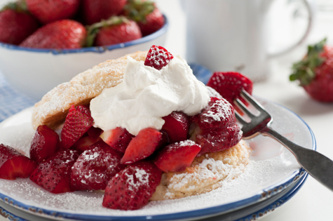 Strawberry Shortcake-1